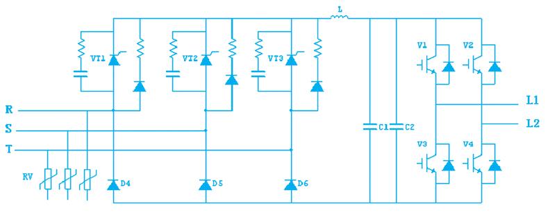 联有rc吸收电路